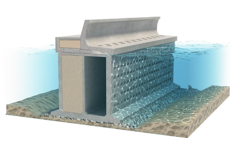 Breakwaters Visualization