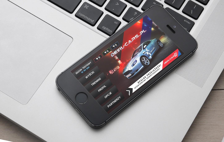 Devil Cars - Racing Game