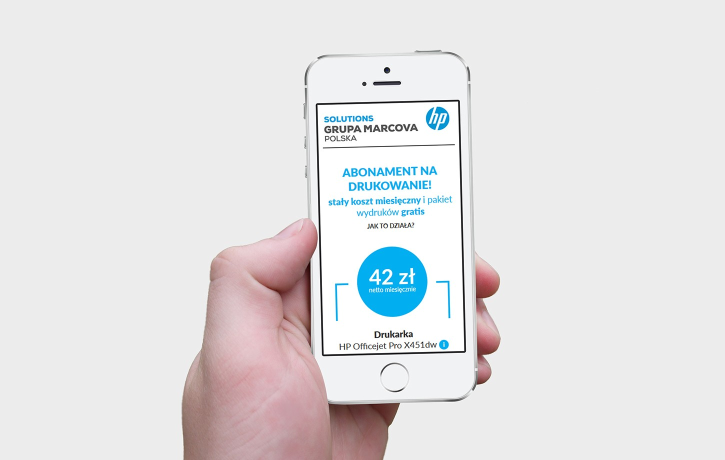 HP - Subscription to print