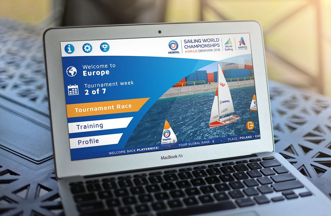 HEMPEL - Yacht Game