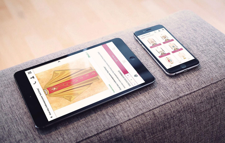 Urbanowicz Haft - Aplikacja sklepu