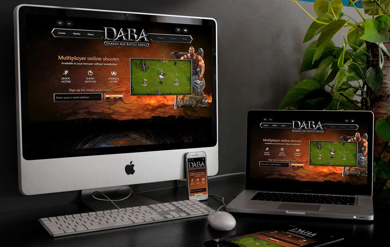 DABA - Darken Age Battle Arena