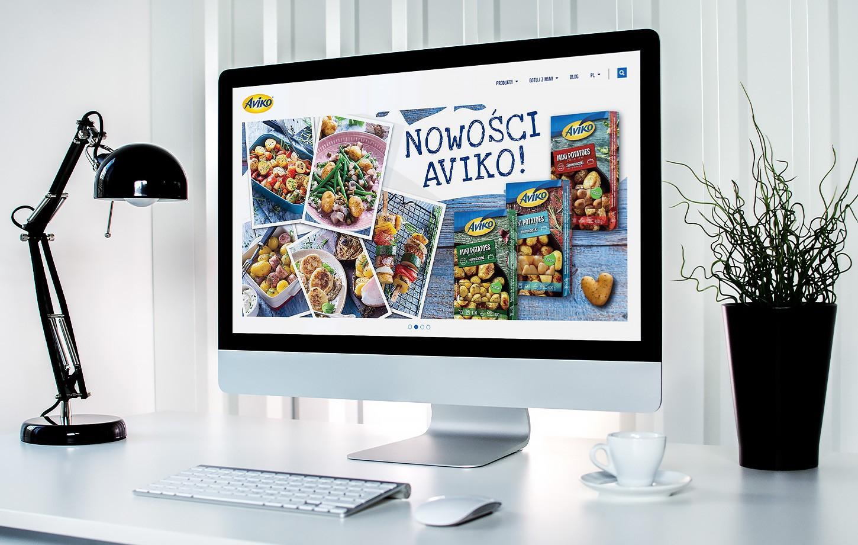 AVIKO - strona firmowa