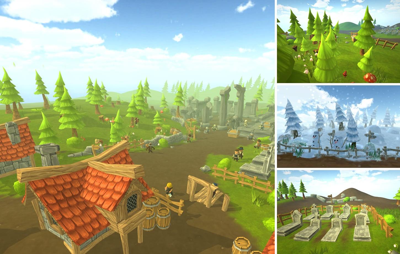Fantasy Game Set