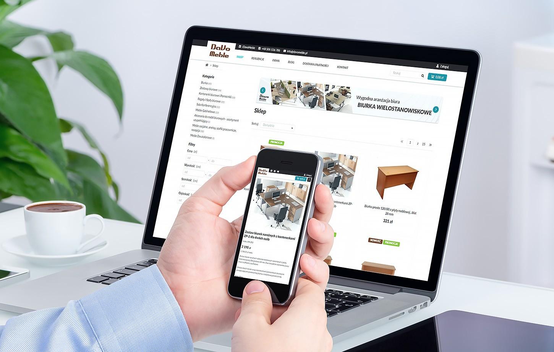 DavoMeble - sklep internetowy