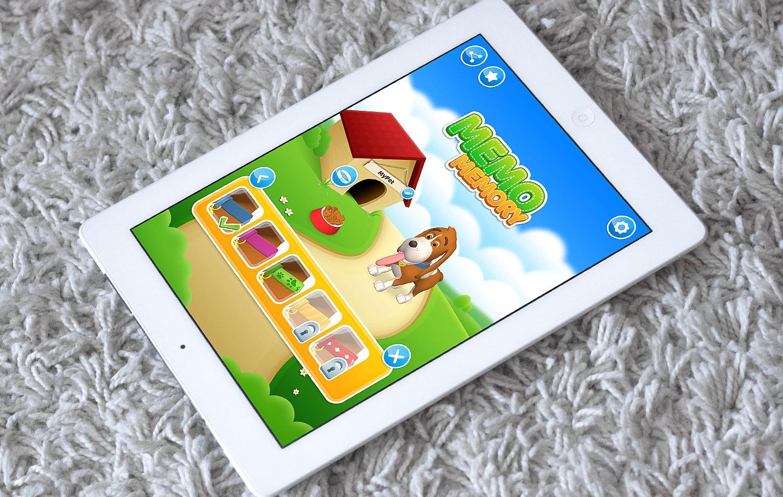 Memory - gra pamięciowa dla dzieci