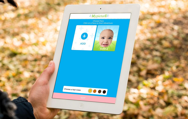 MypicturE - Aplikacja z filmami dla dzieci