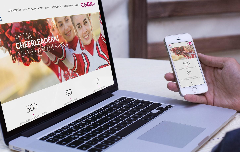 Alfa Centrum website