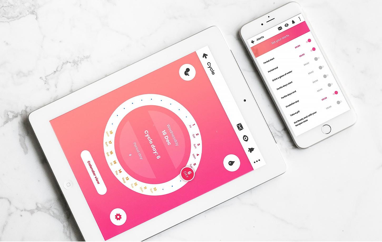 Ready - aplikacja dla kobiet